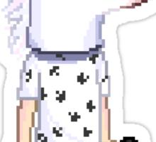 Pixel Unicorn Harry Sticker