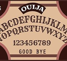 Ouija by melissahattie