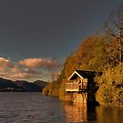 Ullswater Sunset by Trevor Kersley
