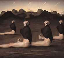 Dawn by Odd  Nerdrum
