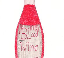 Vampire Wine by SteveHanna