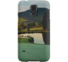 Summer morning at the golf club | landscape photography Samsung Galaxy Case/Skin
