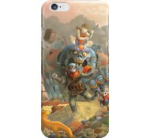 The Bounty Hunters iPhone Case/Skin