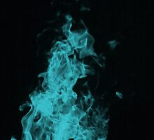 Blue Flame by TrueheartPhoto