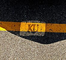 Rock Chalk Sidewalk by zepfhyr
