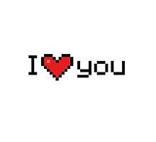 I heart you by Sireynia