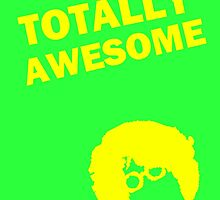 Totally Awesome Yellow by AFLPaddy