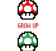 Grow Up and Get a Life by illucifer