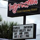 Select bullets...? by Mike Shell