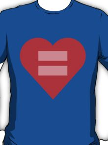 Equal Love #6 T-Shirt
