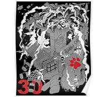 Naughty Dog 30th Anniversary - Chaos Poster