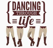 Dancing Through Life - Wicked  T-Shirt