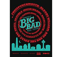 Big Bad Sunnydale Photographic Print