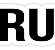 bruh Sticker