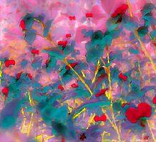 Floral Fantasy by Susan Nixon