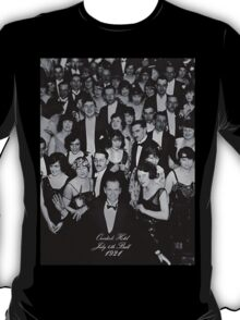 Overlook Hotel July 4th Ball 1921 T-Shirt
