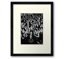 Overlook Hotel July 4th Ball 1921 Framed Print