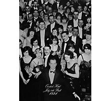 Overlook Hotel July 4th Ball 1921 Photographic Print