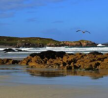 Anagry Beach, Co. Donegal. 2 by oulgundog