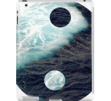 Yin Yang Oceans iPad Case/Skin