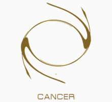 The Cancer Zodiac Sign by Vy Solomatenko