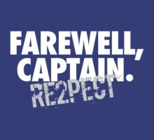 Limited Edition 'Farewell, Captain.' Derek Jeter Yankees Tribute T-Shirt by Albany Retro