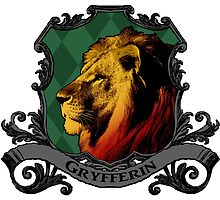 Gryfferin House Crest by SedatedArtist