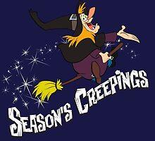 Season's Creepings by Robiberg