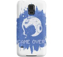 It's Game Over Mega Man, Game Over! Samsung Galaxy Case/Skin