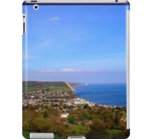 Overview of Sidmouth iPad Case/Skin