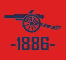 Arsenal 1886 by guners