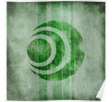 Legend of Zelda - Farore's Pearl Weathered Poster