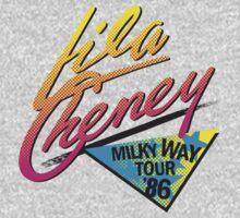 Lila Cheney Milky Way Tour '86 by mumblingmynah