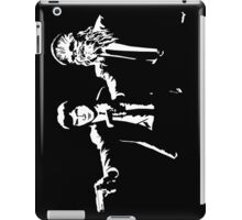 Star Wars Pulp Fiction - Han and Chewbacca iPad Case/Skin