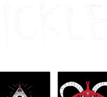 Mr. Pickles w/ Icons Sticker