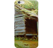 NOAH OGLE CABIN,ROARING FORK iPhone Case/Skin