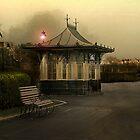 Summer Mist  by Irene  Burdell