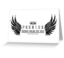 Premier Bicycle Racing Greeting Card