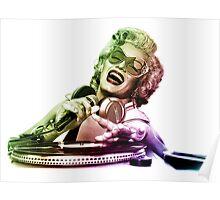 DJ M&M Poster