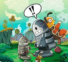 Robots by JuanCharles