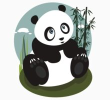 Baby Panda Kids Clothes