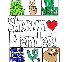 Shawn Mendes! by missfelisha