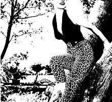 Martha Hyer In Leopard by Museenglish