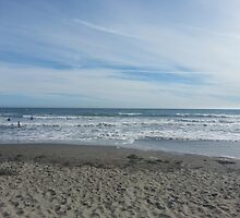 A California Beach by StomaticHat