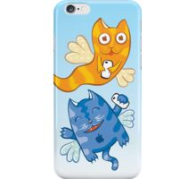 Apple Cats iPhone Case/Skin