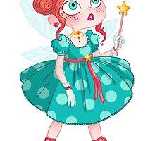 La petite fée des cupcakes by princessebarbar