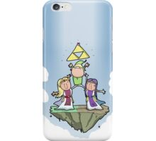 Between two derps iPhone Case/Skin