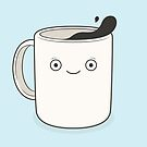 whoa, coffee! by kimvervuurt