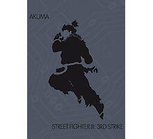 Akuma Photographic Print