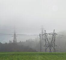 Morning fog by heinrich